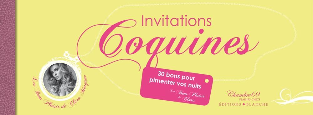 Invitations coquines