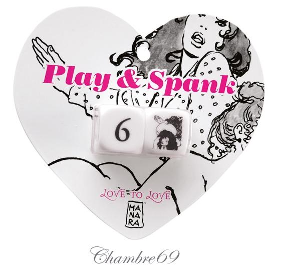 Play and spank