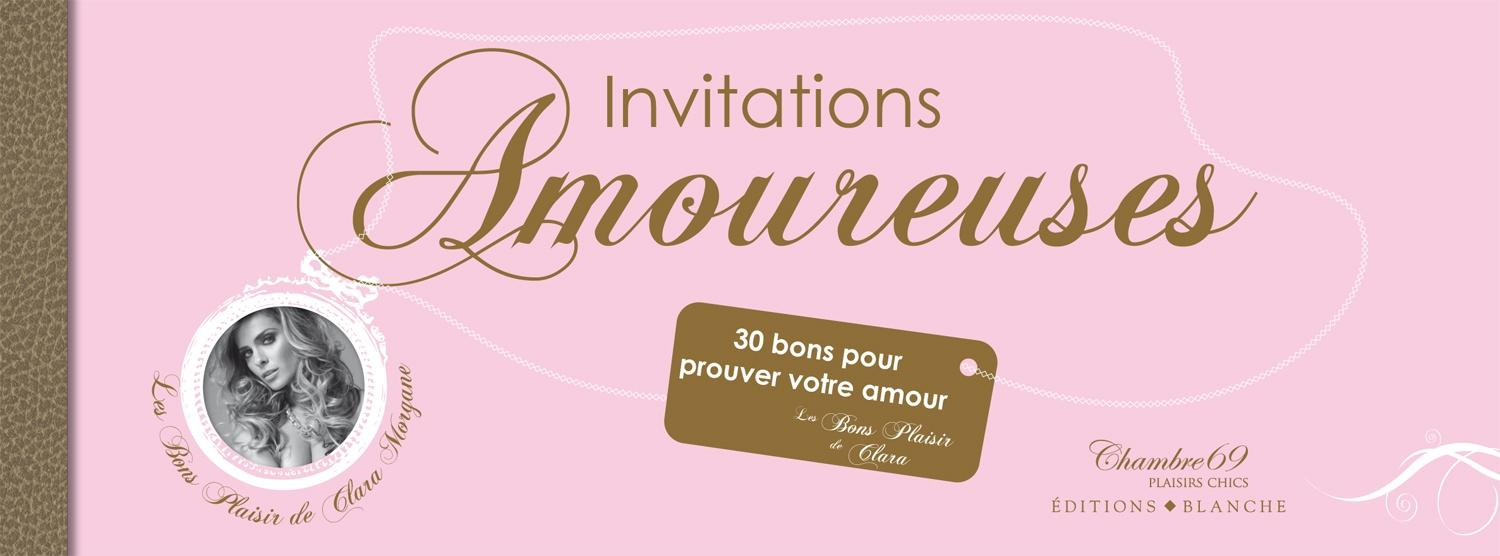 Invitations amoureuses